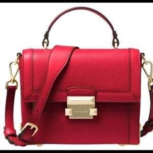 Michael Kors crossbody and handbag